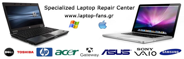 Laptop repair center